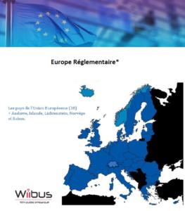 Roaming Europe Réglementaire