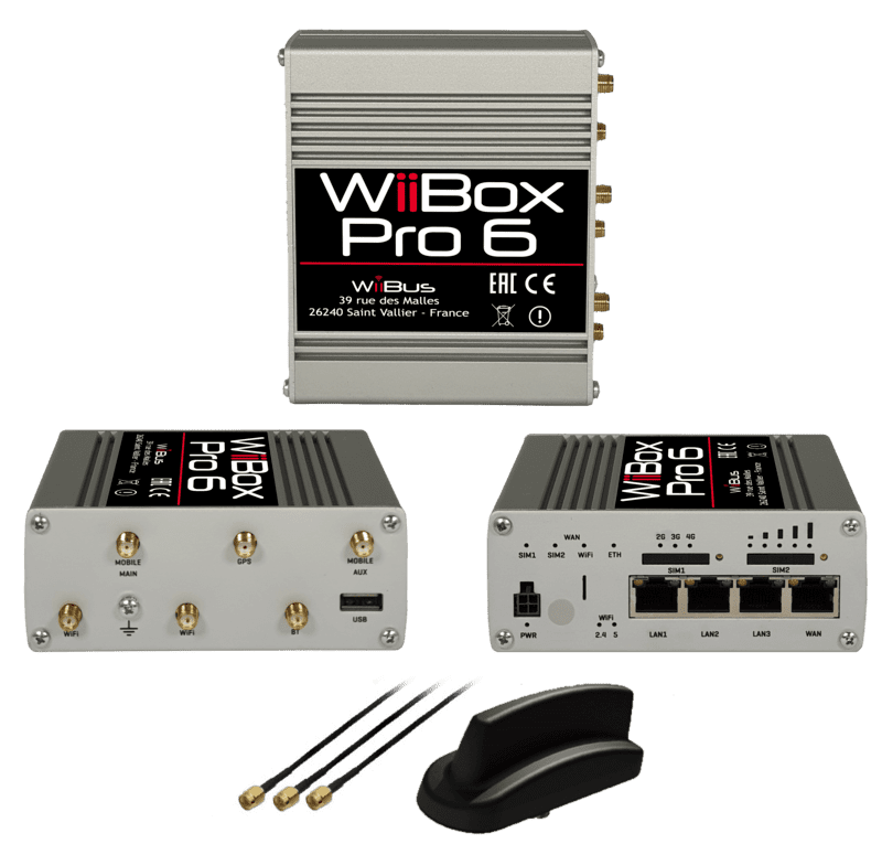 WiiBox Pro 6
